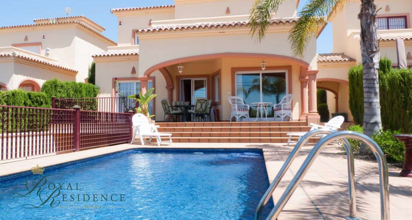 Reduced in price villa in La Nucia